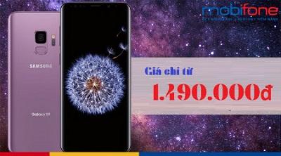 Mua S9,S9+ với giá chỉ 1.490.000đ