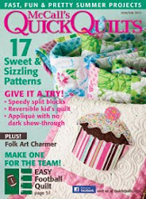 Mc Call's Quick Quilts June/July 2012