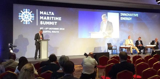 Γ. Μανιάτης από την Μάλτα: Η Ελληνική ναυτιλία κινητήριος δύναμη και μοχλός ανάπτυξης για την Ελληνική και την παγκόσμια οικονομία