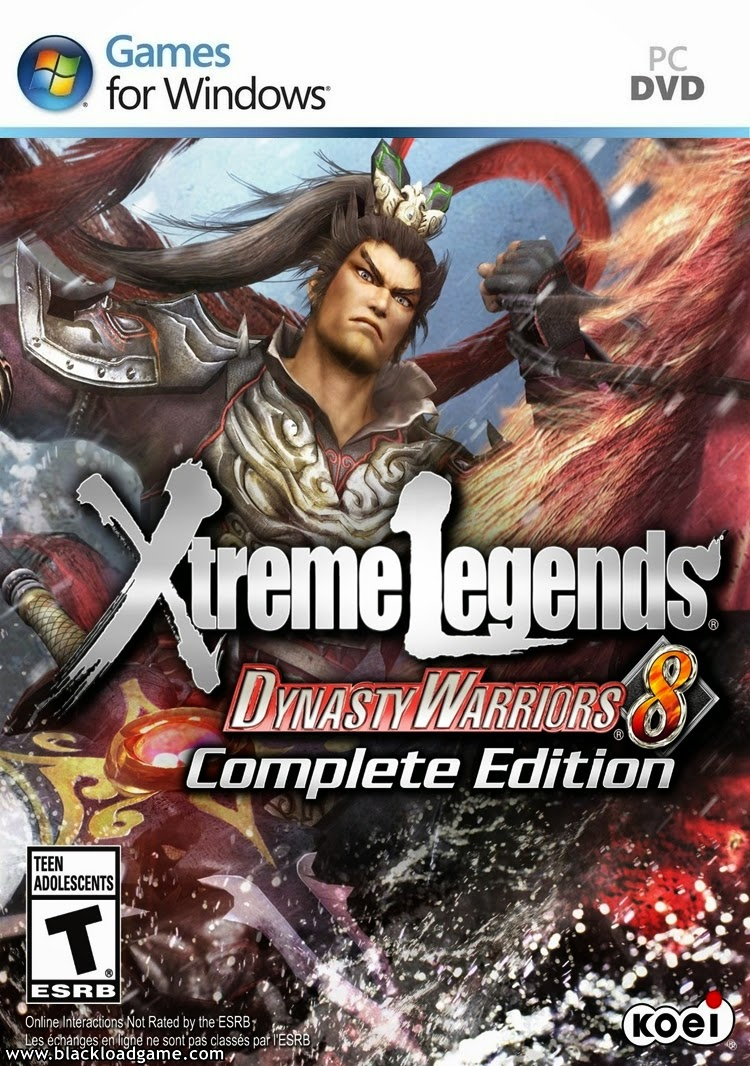 Dynasty Warriors 8 Pc Game Full Version Free Download