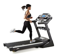 "Sole Fitness F65 Treadmill, with 3.25 chp motor, 0.5-12 mph speeds, 15% incline, 20"" wide x 60"" long running belt"