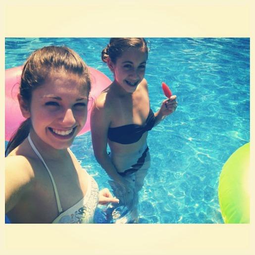 My sis hot friend