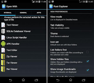 Root Explorer v3.3.7 Apk