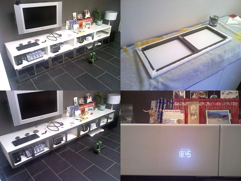 Minimalistic Floating Tv Unit Ikea Hackers Ikea Hackers