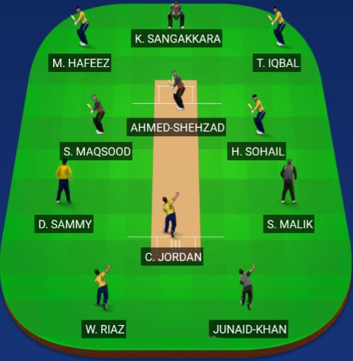 Peshawar Zalmi vs Multan Sultans Dream 11 Predictions