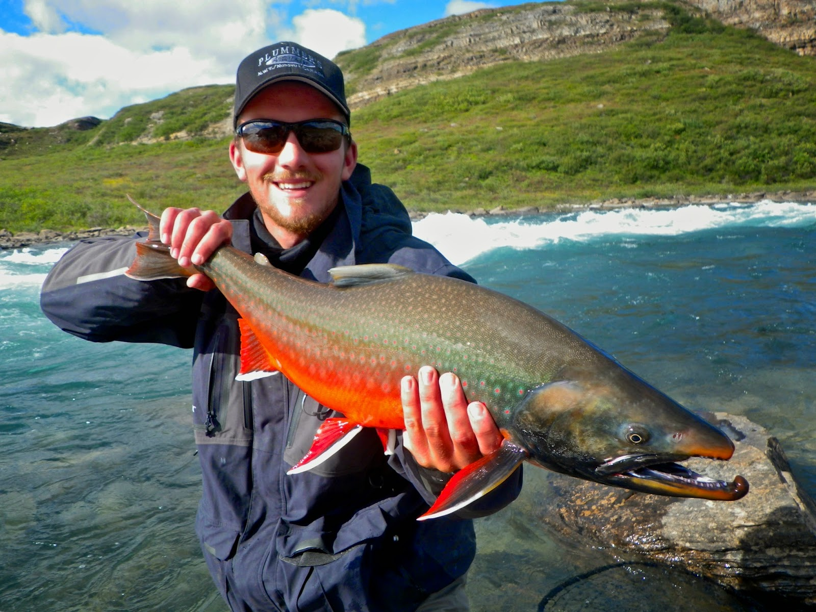 Flyfishing Russia: Diversity of Charrs in the Russian Far East