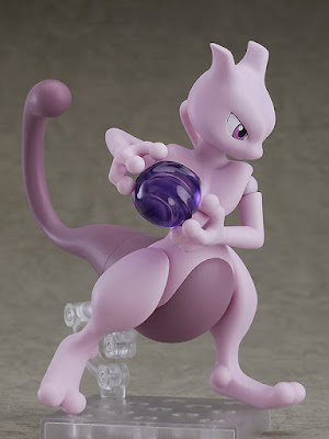 """Nendoroid Giovanni & Mewtwo de """"Pokémon"""" - Good Smile Company"""