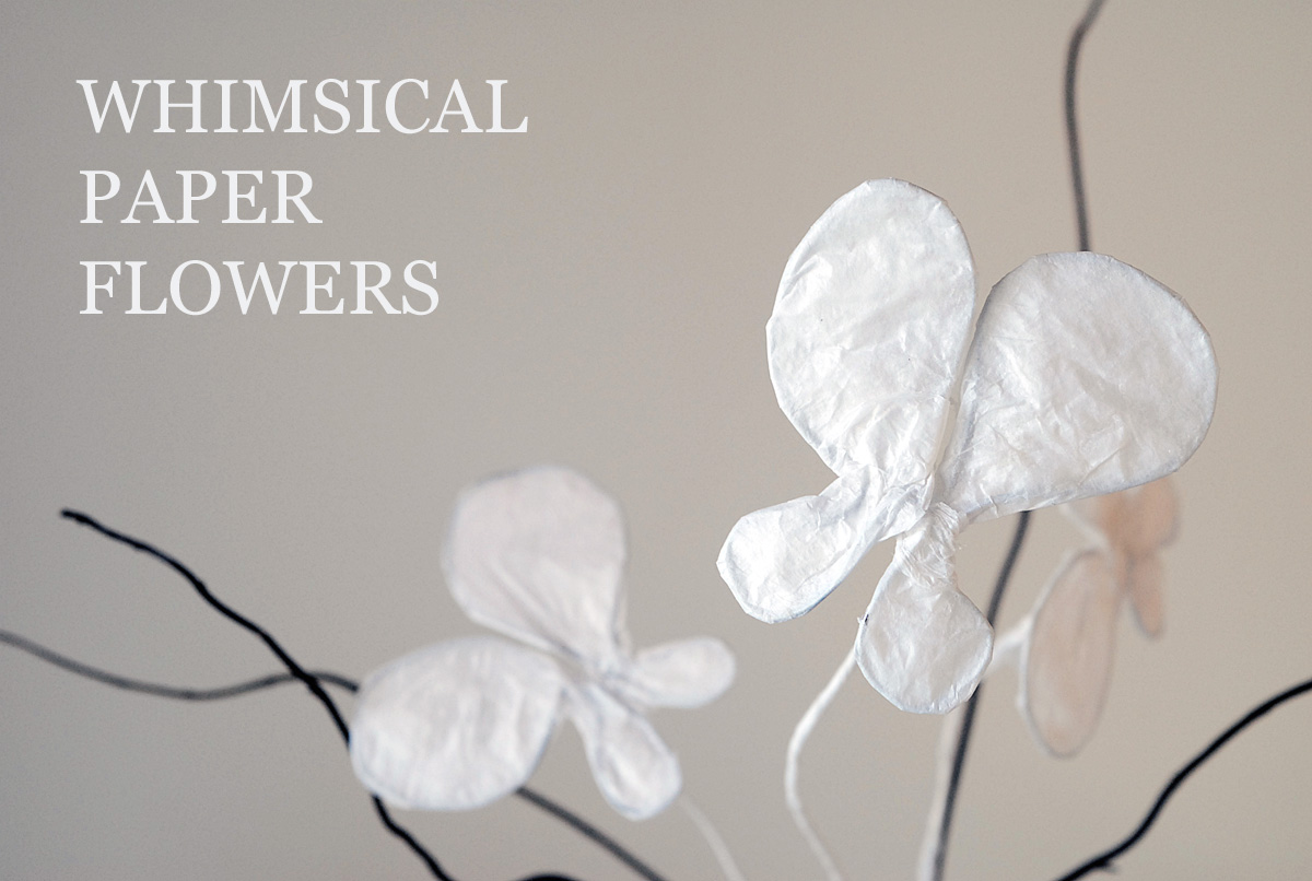 Whimsical Paper Flowers Sas Does Whimsical Paper Flowers
