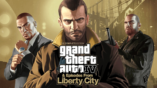 Link Tải Game Grand Theft Auto IV: Complete Edition miễn phí