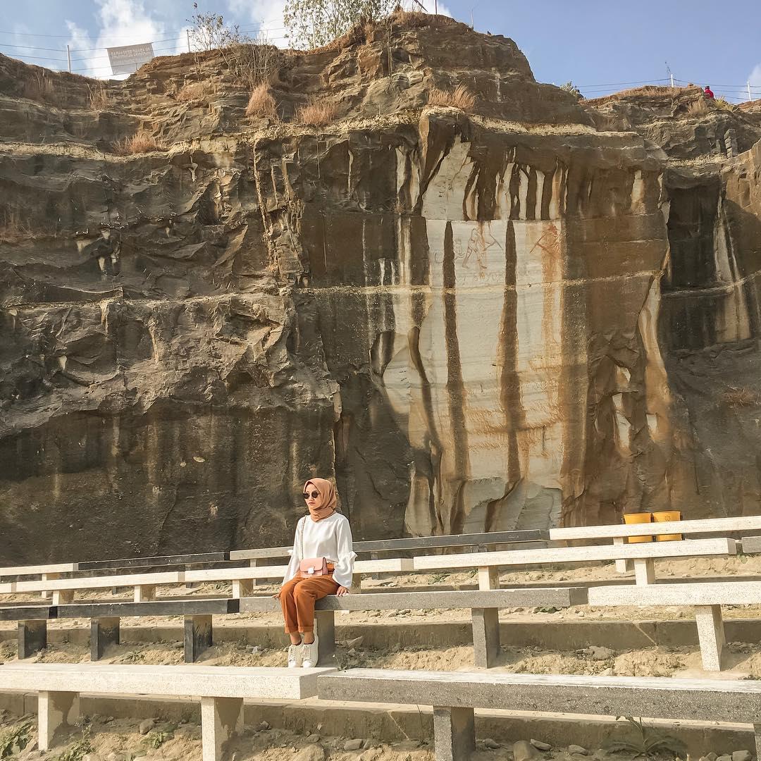 Wisata Jogja Terbaru Taman Tebing Breksi