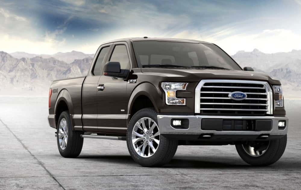2017 Ford F 150 Supercrew Cab