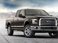2017 Ford F 150 Supercrew Cab Length