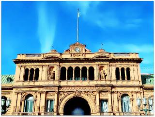 Lugares Mágicos - Casa Rosada, Buenos Aires