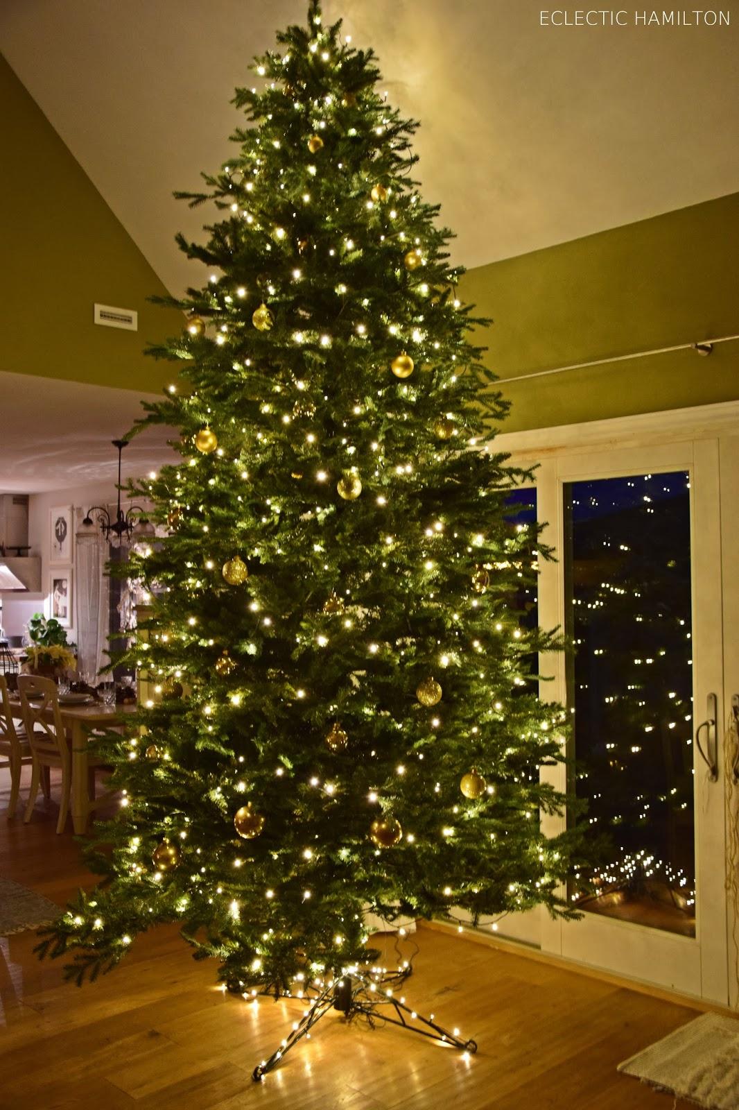 Mein 4 Meter hoher Weihnachtsbaum, Baum, Christbaum, Weihnachtsbaum, Deko, Dekoration, Weihnachtsdeko