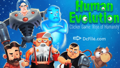 Human Evolution Clicker Game latest version v1.4.1.7 apk for Android on - DcFile.com