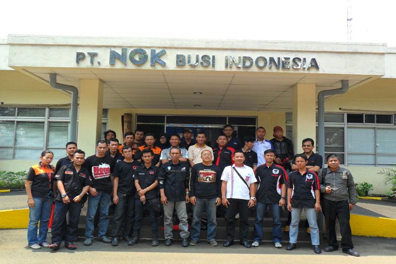 Lowongan Kerja Operator Produksi PT NGK Busi Indonesia Jakarta Timur