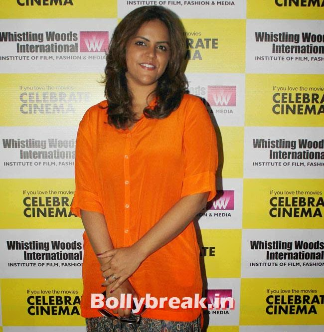 Meghna Ghai, Vidya Balan, Rekha ji at Inauguration of Celebrate Cinema Festival Events