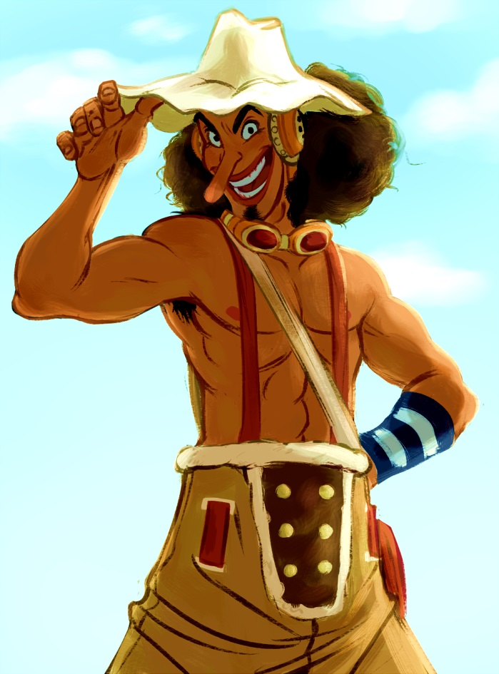 One Piece Chapter Online: Usopp