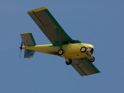 Primer auto volador de la historia