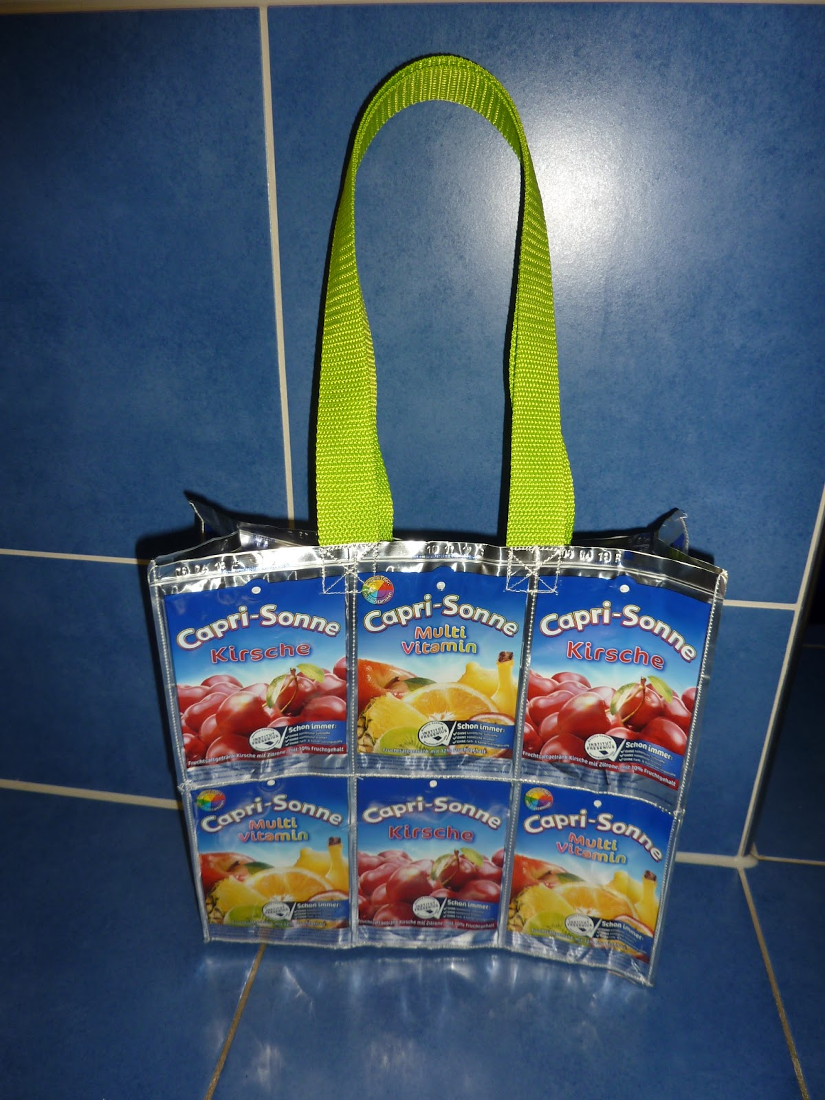Capri Sonne Tasche