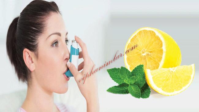 Limon Ve Limon Suyunun Astıma Faydası Nedir - www.viphanimlar.com