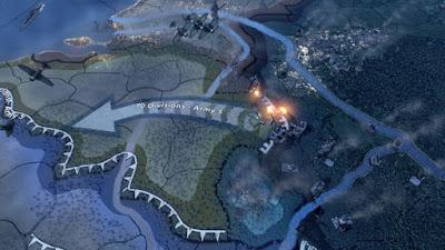 تجربة العبة حرب Hearts of Iron 4
