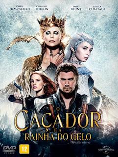 Baixar Filme O Caçador e A Rainha do Gelo (Dual Audio)