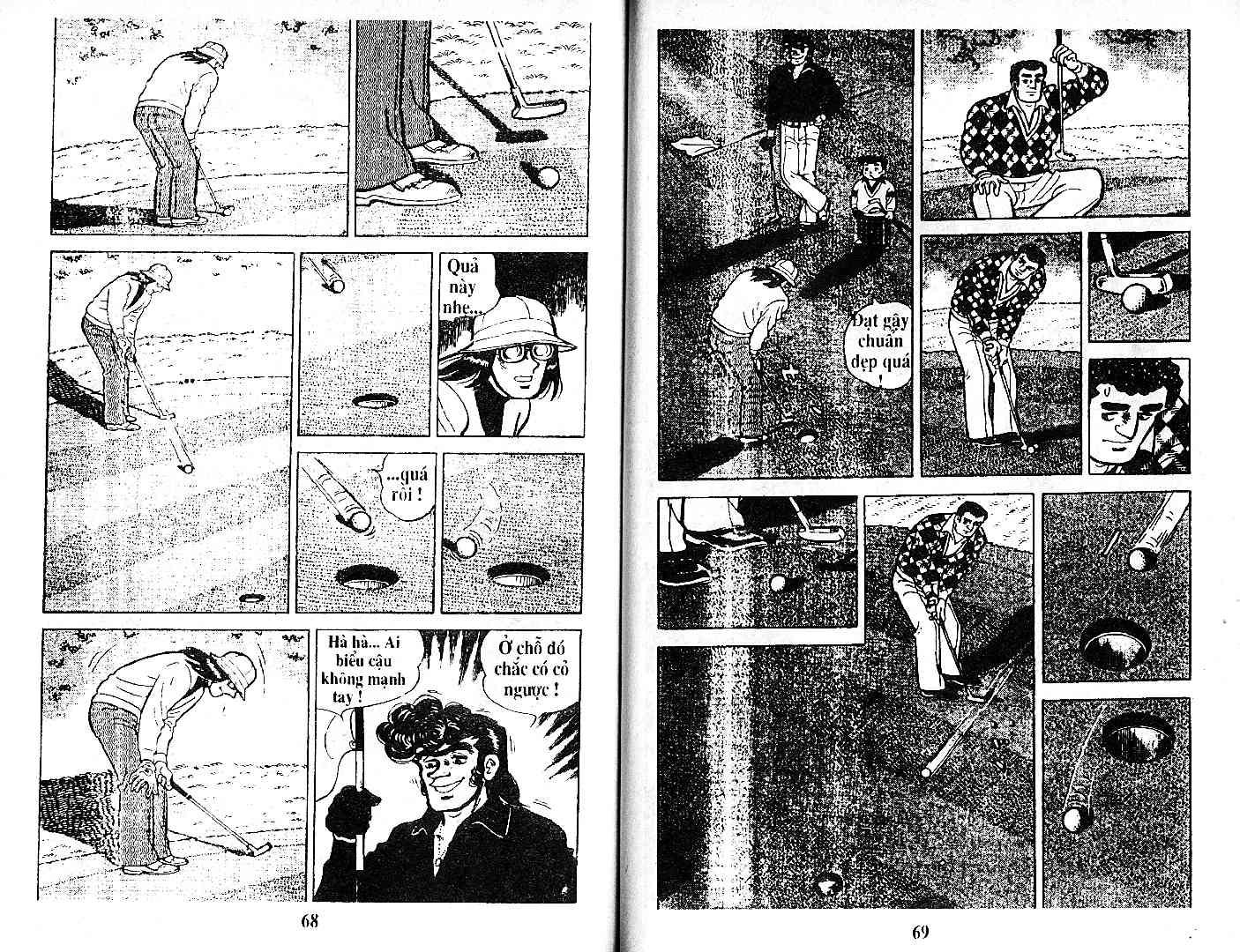 Ashita Tenki ni Naare chapter 26 trang 33
