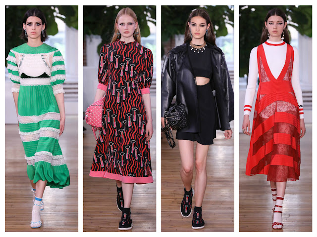 tendencias, moda y tendencias, tendencias argentina, valentino, coleccion crucero 2018, fashion, fashion blogger, blogger, construyendo estilo, July Latorre, desfile, runway