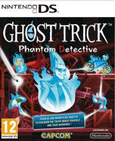 Ghost Trick Phantom Detective [Nintendo DS] Oyun İndir [Google Drive-Mega]
