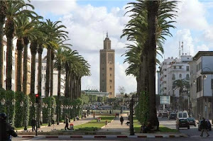 Sudut Kota Rabat