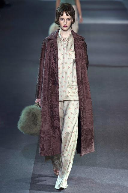 Pijama de calle Louis Vuitton FW 2013-2014