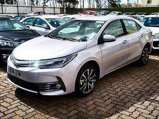 Carros Usados Boa Compra Toyota Corolla 2017