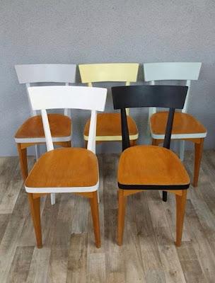 renovar-reformar uma cadeira com contact ou adesivo ou pintura
