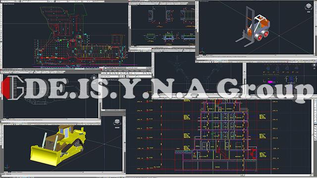 Part 2 Download Koleksi Gambar Struktur Arsitektur Format Cad Dwg Lengkap Deisyna Group
