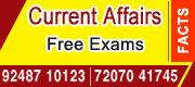 Current Affairs Free Exams