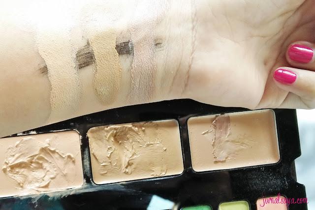 correcting cream inez