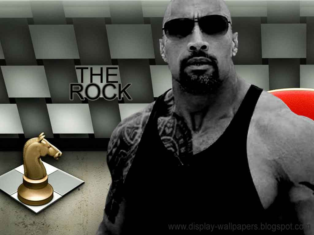 Wallpapers Download: The Rock Wwe Wallpaper 2013