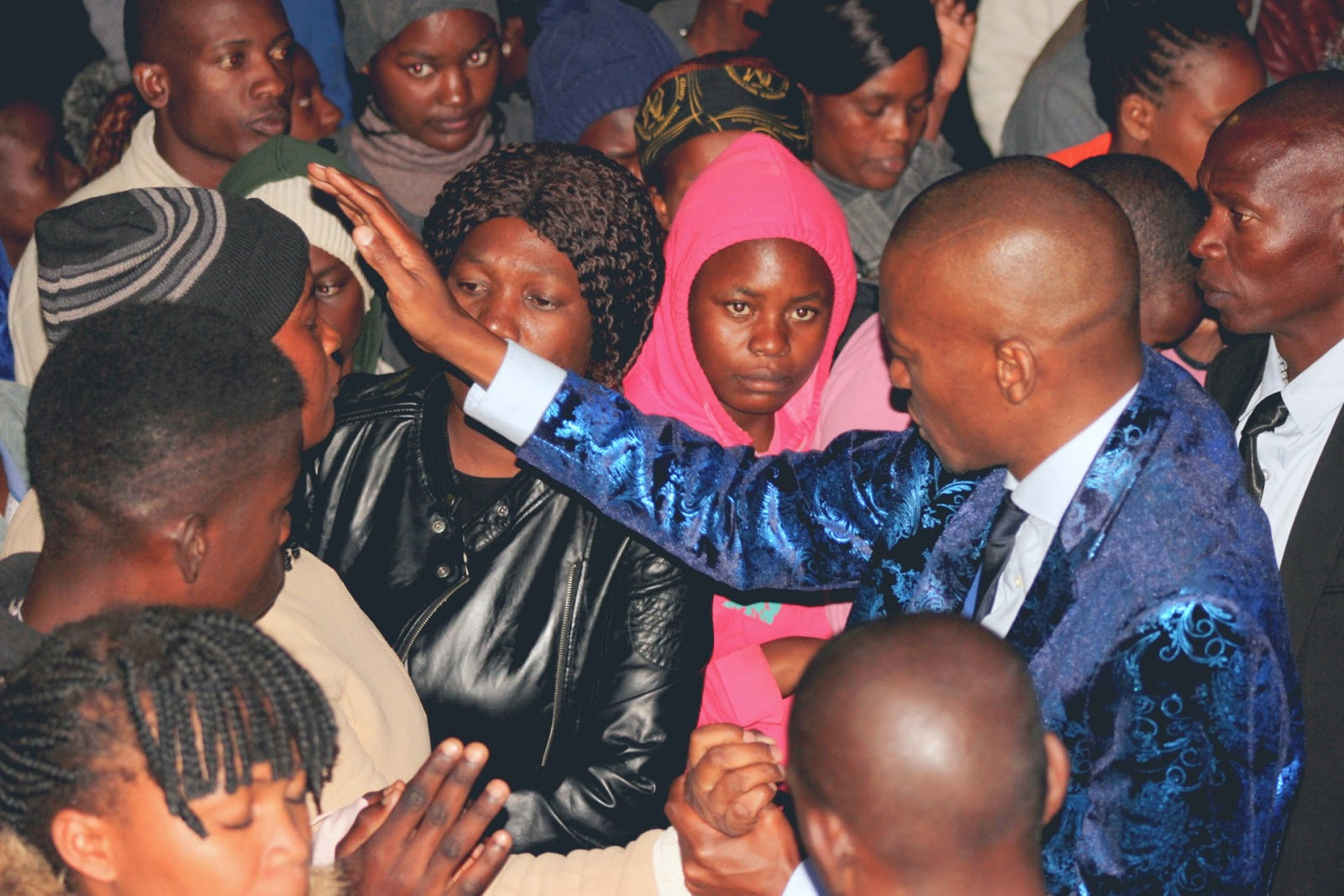 Deliverance Victory Night - Apostle Pride Sibiya Prepares To Invade Glen View