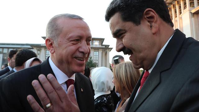 En siete meses Venezuela vendió oro a Turquía por 834 MM$