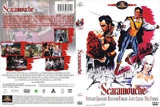 Carátula - Scaramouche 1995 -