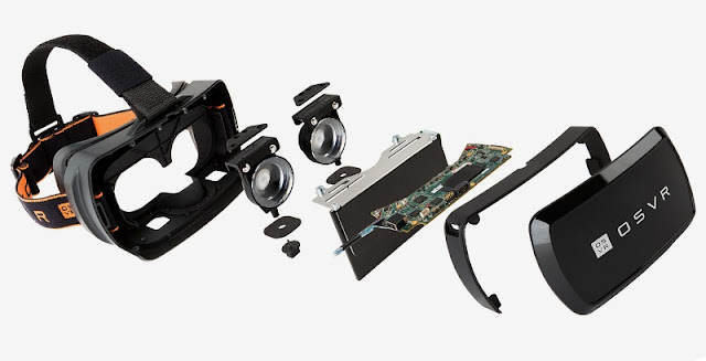 Specs for the OSVR Motion Tracking Device