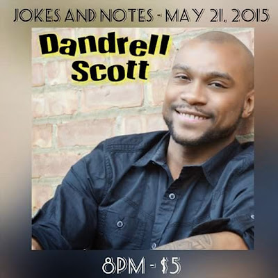 SHOW-TIME: Jokes and Notes (5/21/15)