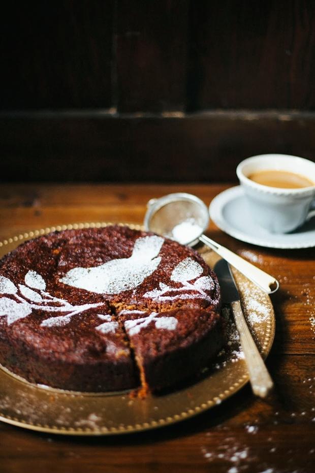 Fermented Fruit Cake