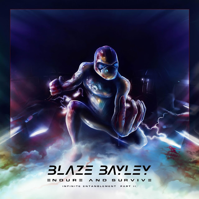 Blaze Bayley - Endure and Survive (Infinite Entanglement Part II)