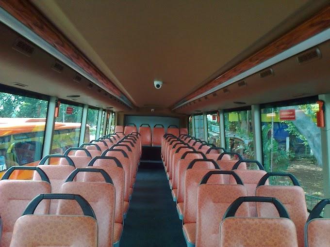 [FR] Mencoba Bus Tingkat Gratis Jakarta