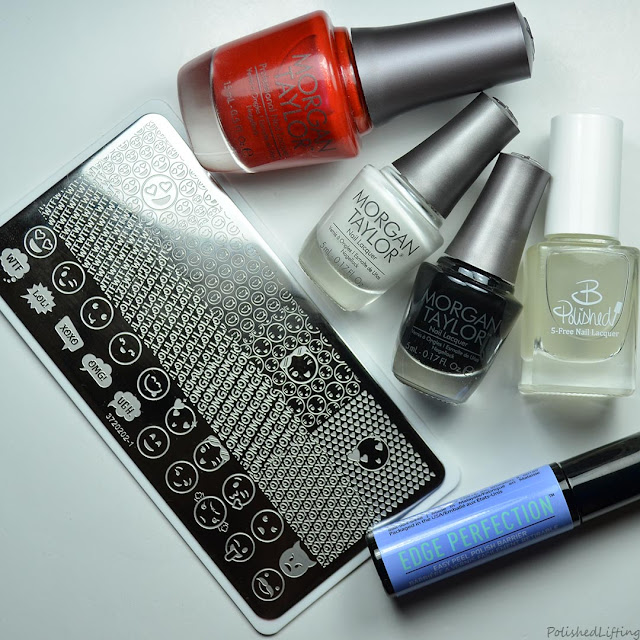 products used for nail art