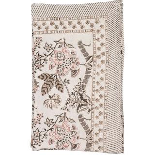 Bordsduk från Chamois med blommigt mönster