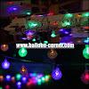 Lampu LED Twinkle Bola Kristal Random Colour