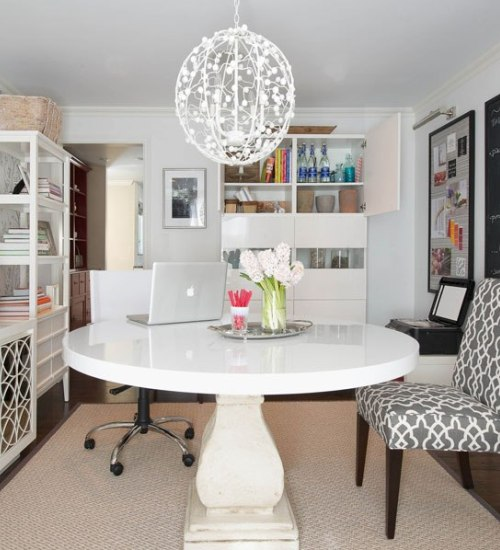 12 Ultra Chic And Glamorous Home Offices